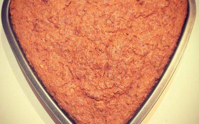 Piernikowe ciasto marchewkowe bez mąki